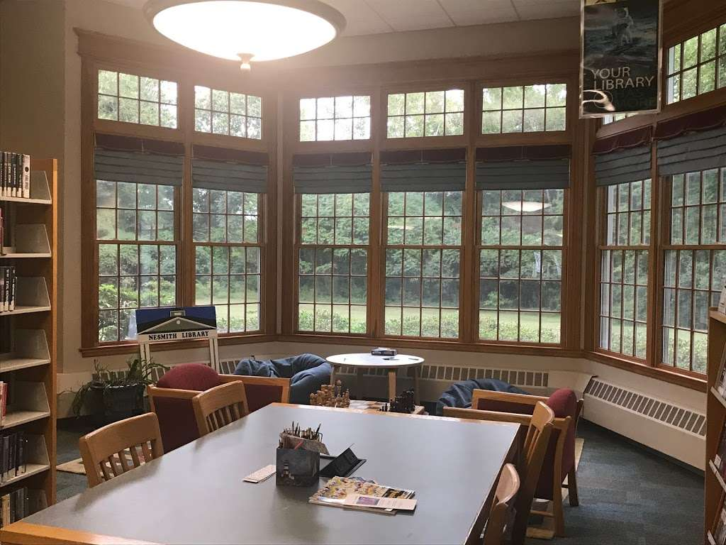 Nesmith Library - library  | Photo 10 of 10 | Address: 8 Fellows Rd, Windham, NH 03087, USA | Phone: (603) 432-7154