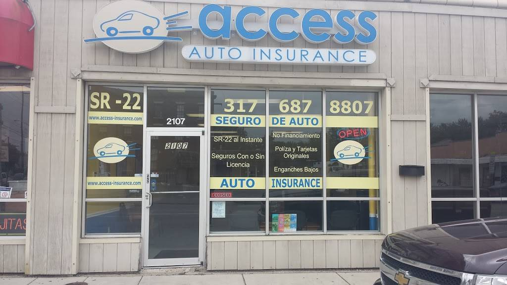 Access Auto Insurance - insurance agency  | Photo 2 of 4 | Address: 2107 W Washington St, Indianapolis, IN 46222, USA | Phone: (317) 687-8807