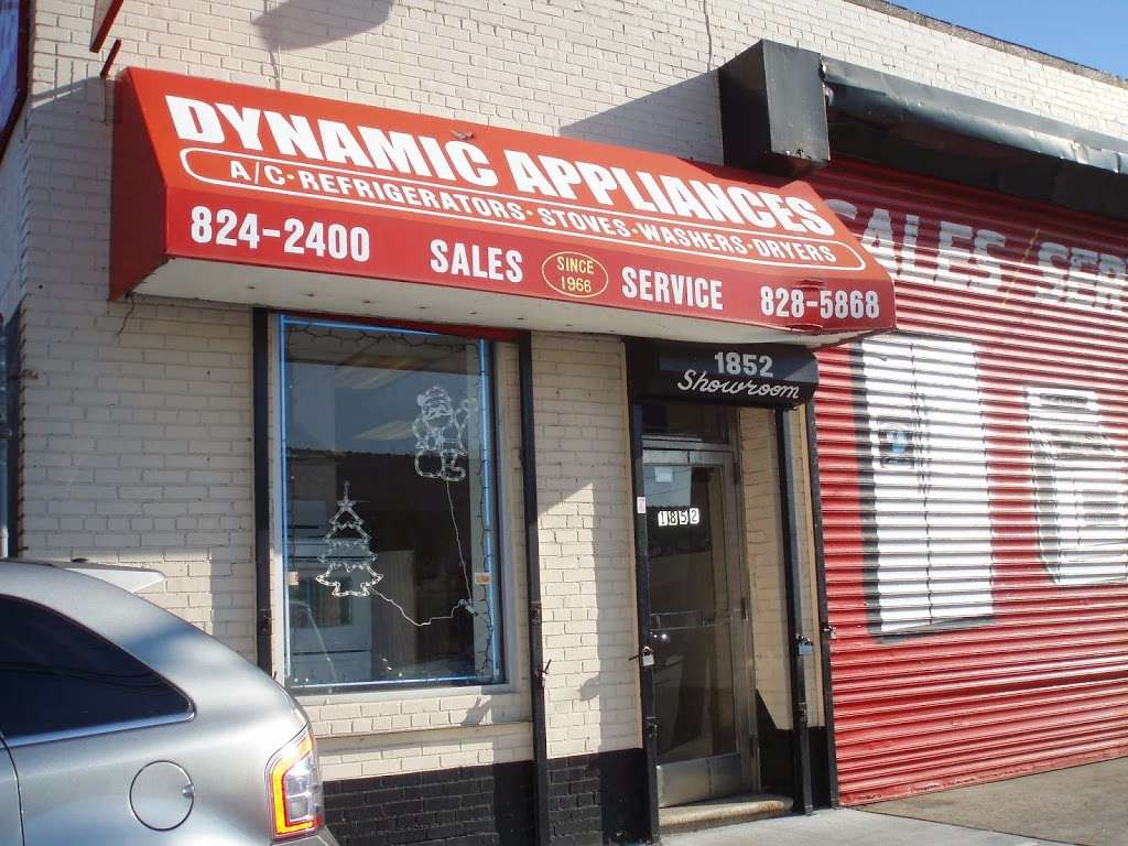 Dynamic Appliances - home goods store  | Photo 1 of 3 | Address: 1852 Bronxdale Ave, Bronx, NY 10462, USA | Phone: (718) 824-2400