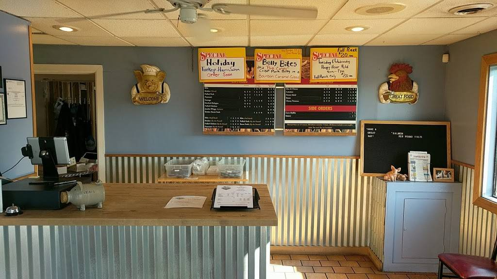 Blue Collar BBQ - restaurant  | Photo 3 of 9 | Address: 4115 Woodland Rd, Circle Pines, MN 55014, USA | Phone: (651) 493-8589