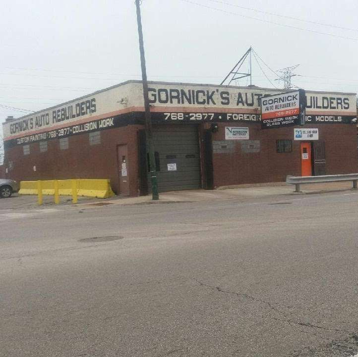 Gornicks Auto Rebuilders Inc - car repair    Photo 1 of 1   Address: 9363 S Ewing Ave, Chicago, IL 60617, USA   Phone: (773) 768-2977