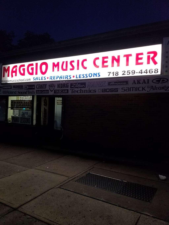 Maggio Music School - electronics store    Photo 10 of 10   Address: 8403 18th Ave, Brooklyn, NY 11214, USA   Phone: (718) 259-4468