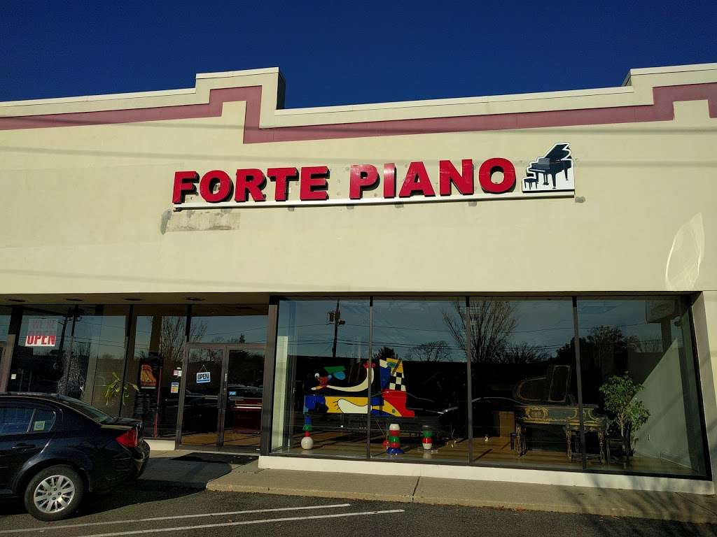 Forte Piano Music Company - moving company  | Photo 1 of 10 | Address: 159 NJ-4, Paramus, NJ 07652, USA | Phone: (201) 265-1212
