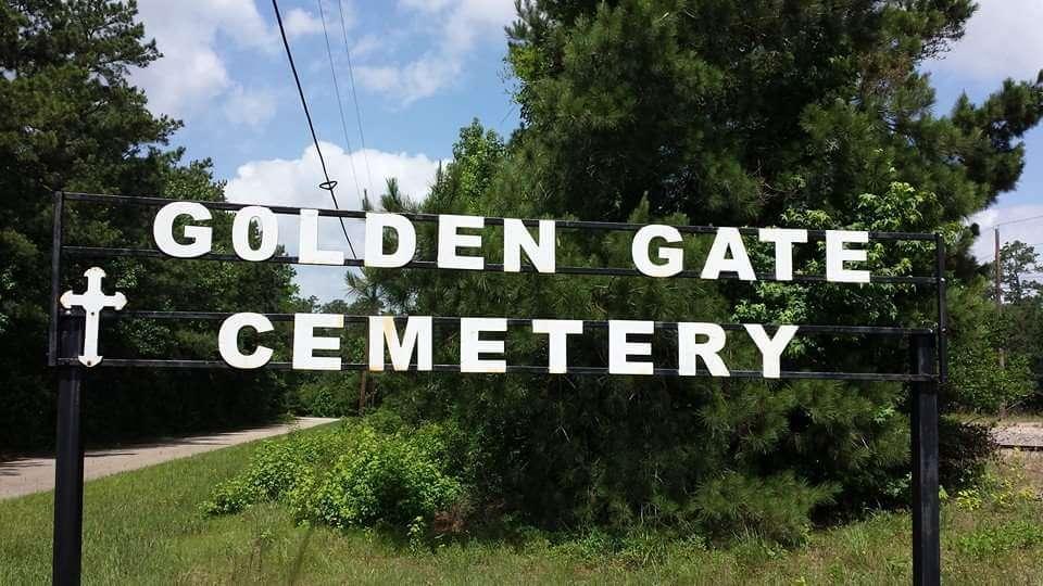 Golden Gate Cemetery - cemetery  | Photo 1 of 3 | Address: Conroe, TX 77304, USA