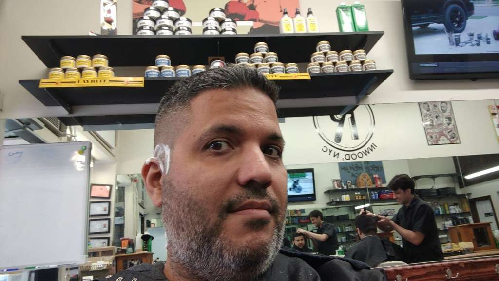 Rays Barber Shop - hair care  | Photo 4 of 7 | Address: 634 W 207th St, New York, NY 10034, USA | Phone: (212) 569-4090