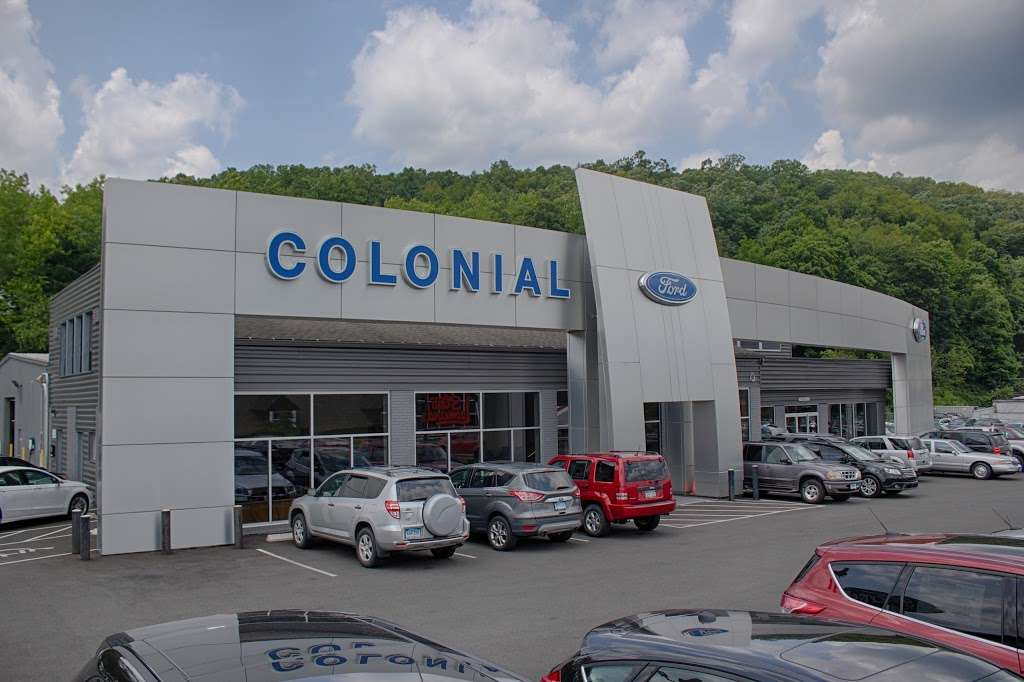 Colonial Ford Danbury Ct >> Colonial Ford Car Dealer 120 Federal Rd 126 Danbury Ct 06811 Usa