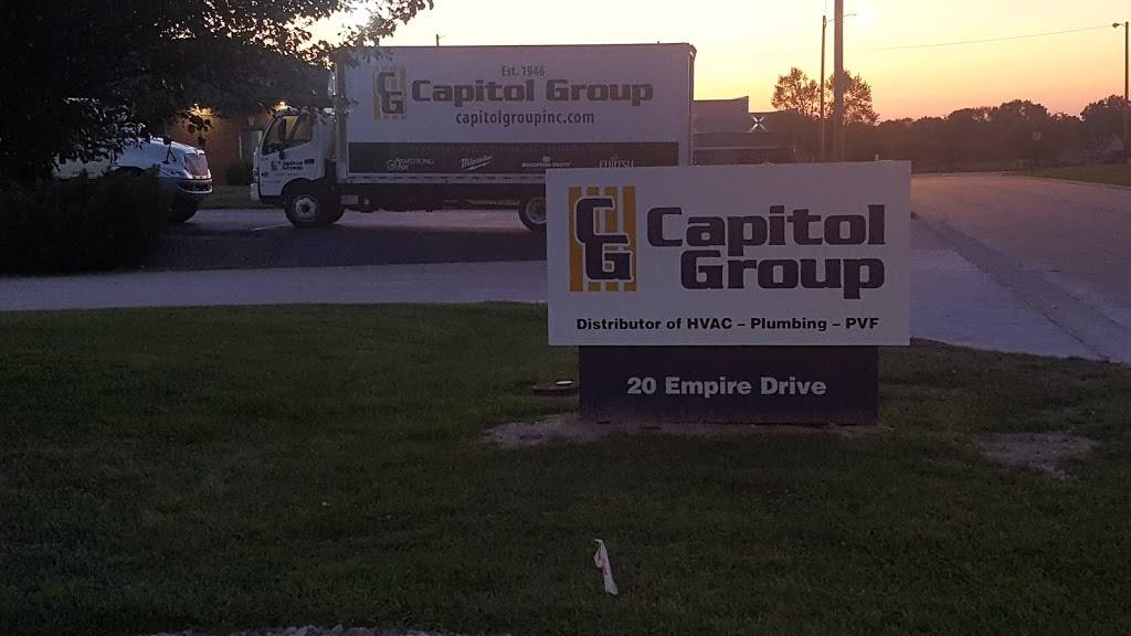 Capitol Group - store  | Photo 2 of 2 | Address: 20 Empire Dr, Belleville, IL 62220, USA | Phone: (618) 422-8799