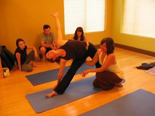 Yoga with Alison Alstrom - school  | Photo 1 of 2 | Address: 3016 NE Killingsworth St, Portland, OR 97213, USA | Phone: (415) 587-8228