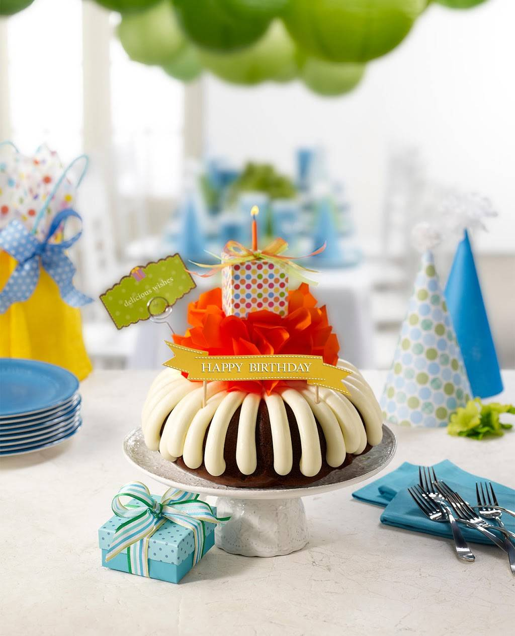 Nothing Bundt Cakes - bakery  | Photo 5 of 9 | Address: 2381, E University Dr Suite 90, Prosper, TX 75078, USA | Phone: (972) 598-9569