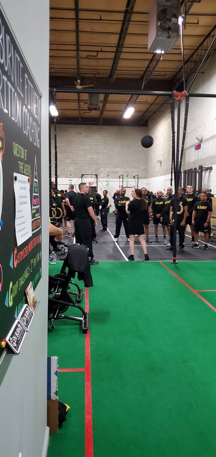 Glen Burnie Fitness and Nutrition: Home of Wreck Room CrossFit - gym  | Photo 1 of 8 | Address: 180 Penrod Ct suite d, Glen Burnie, MD 21061, USA | Phone: (443) 422-2779