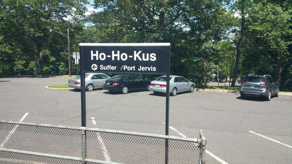 Ho-Ho-Kus Station - train station  | Photo 6 of 10 | Address: Brookside Ave & 1st St, Ho-Ho-Kus, NJ 07423, USA