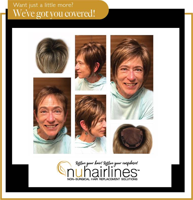 NUHAIRLINES - Non Surgical Hair Replacement Solutions - hair care  | Photo 8 of 10 | Address: 9689 N. Hayden Rd. Ste. 100 In the Salon Boutique Building Suite #10, Scottsdale, AZ 85258, USA | Phone: (480) 850-3120