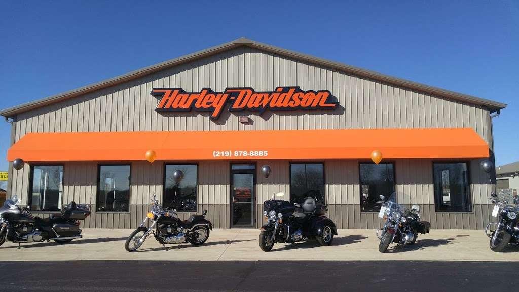 The Harley-Davidson Shop of Michigan City - store    Photo 4 of 10   Address: 2968 US-421, Michigan City, IN 46360, USA   Phone: (219) 878-8885
