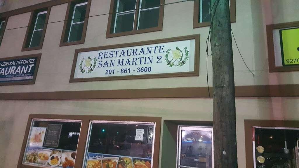 Restaurante San Martin 2 - restaurant  | Photo 4 of 5 | Address: 9266 John Fitzgerald Kennedy Blvd, North Bergen, NJ 07047, USA | Phone: (201) 861-3600