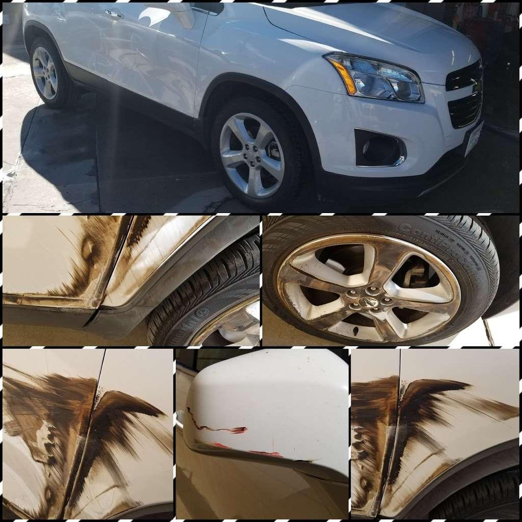 LOYALTY COLLISION - car repair  | Photo 9 of 10 | Address: 719 S Figueroa St, Wilmington, CA 90744, USA | Phone: (424) 477-5058