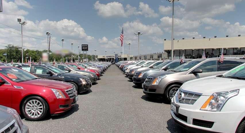 FC Kerbeck Cadillacs - car dealer  | Photo 8 of 10 | Address: 100 NJ-73, Palmyra, NJ 08065, USA | Phone: (877) 545-2003
