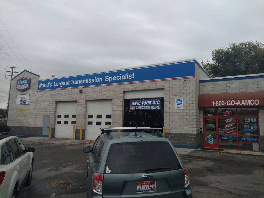 AAMCO Transmissions & Total Car Care - car repair  | Photo 1 of 5 | Address: 3401 W State St, Boise, ID 83703, USA | Phone: (208) 342-3569