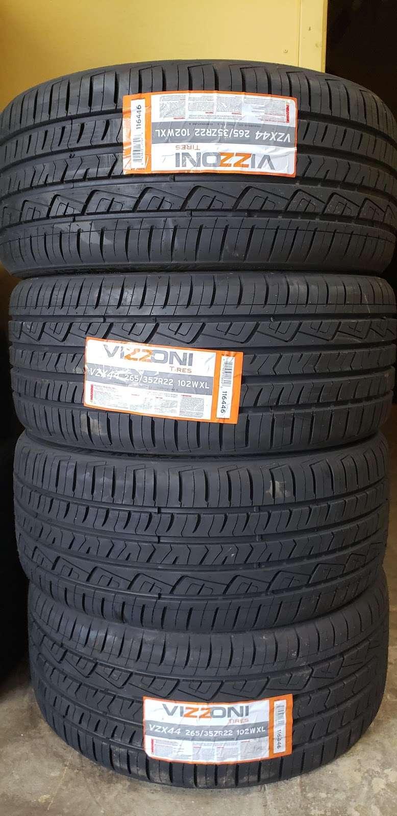 Sierra's Tire Shop - car repair  | Photo 10 of 10 | Address: 8105 Bayway Dr, Baytown, TX 77520, USA | Phone: (346) 265-1754