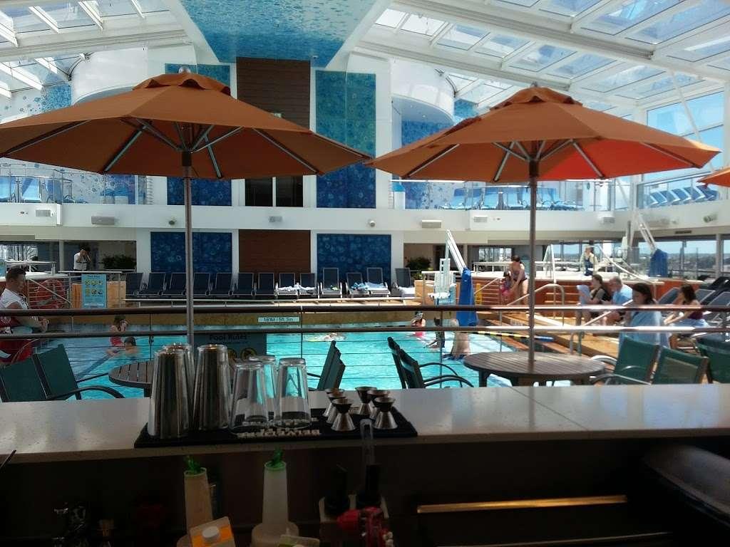 Anthem Of The Seas - lodging  | Photo 3 of 10 | Address: Cape Liberty Cruise Port, 4 Port Terminal Blvd, Bayonne, NJ 07002, USA