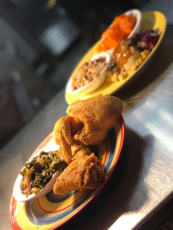 Kings Table Soul Food - restaurant    Photo 2 of 10   Address: 3626, 5932 Prospect Ave, Kansas City, MO 64130, USA   Phone: (816) 444-0779