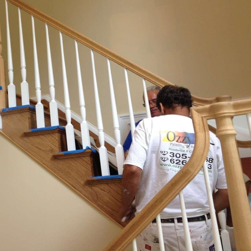Ozzys Painting - painter  | Photo 4 of 6 | Address: 16 Moro Terrace, Wayne, NJ 07470, USA | Phone: (973) 305-6868