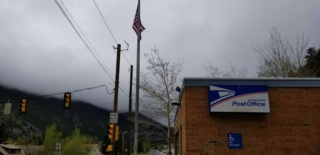 United States Postal Service - post office  | Photo 4 of 8 | Address: 215 W Park Ave, Empire, CO 80438, USA | Phone: (800) 275-8777