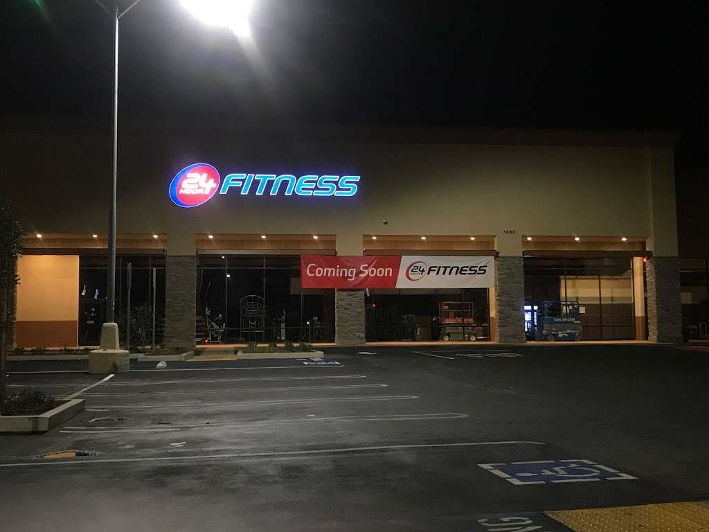 24 Hour Fitness 1400 W Edinger Ave Santa Ana Ca 92704 Usa