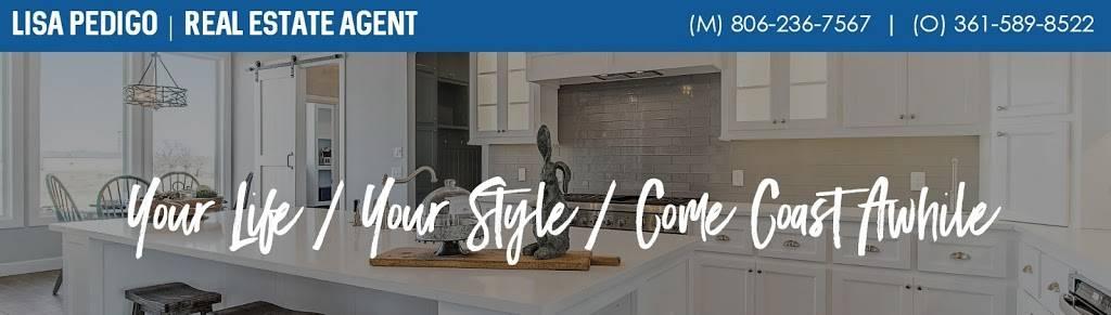 Lisa Pedigo, Real Estate Agent - real estate agency  | Photo 1 of 4 | Address: 7002 S Staples St, Corpus Christi, TX 78414, USA | Phone: (806) 236-7567