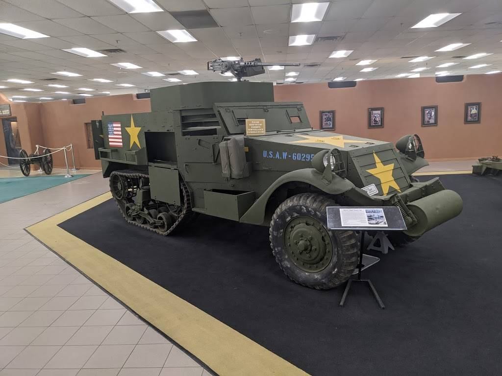 Fort Bliss Museum - museum    Photo 9 of 15   Address: 1735, Marshall Rd, Fort Bliss, TX 79906, USA   Phone: (915) 568-5412