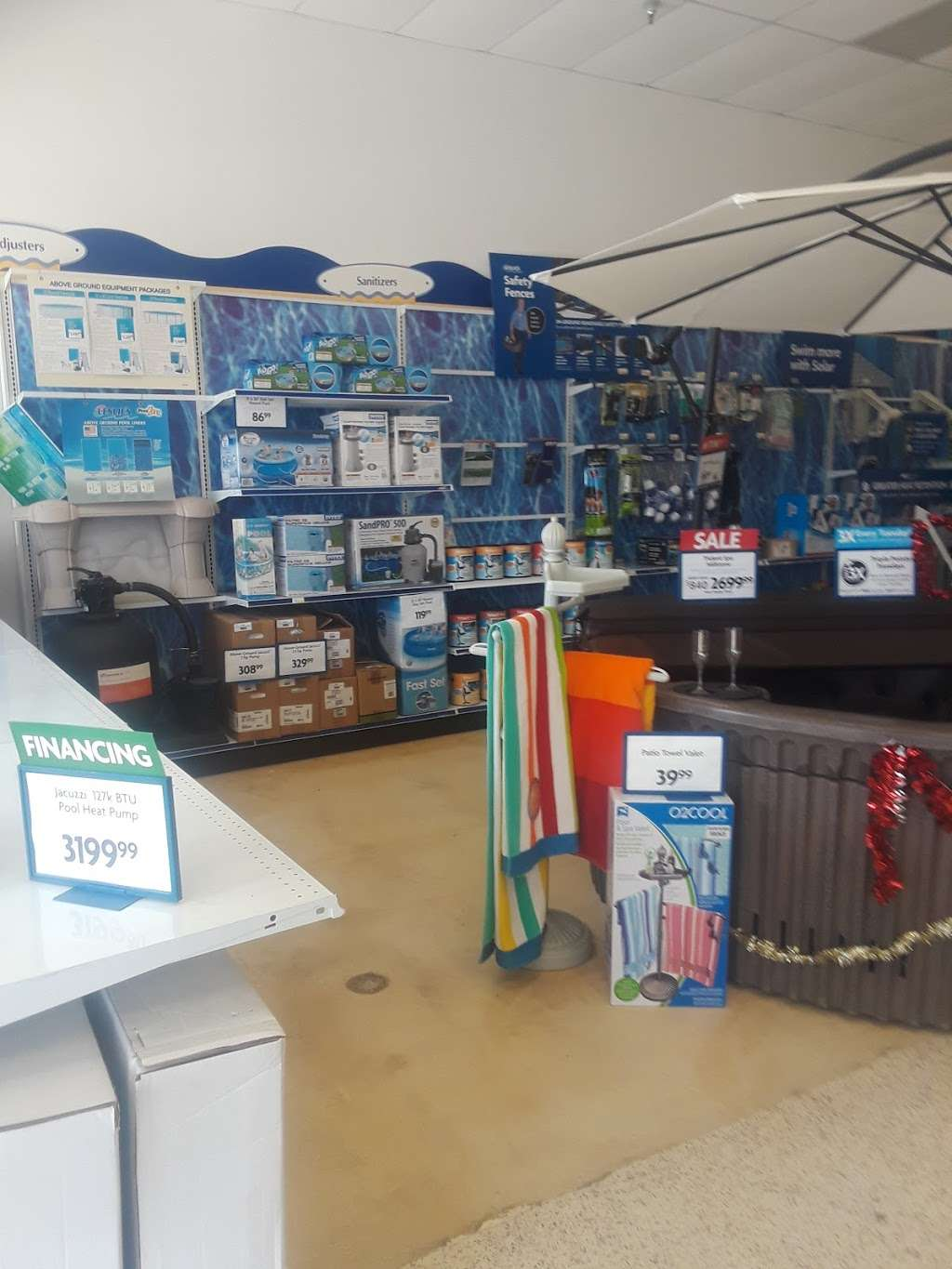 Leslie's Pool Supplies, Service & Repair - Store | 5160 S