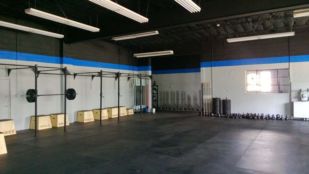 CrossFit Nutley - Superhero Laboratory LLC - gym  | Photo 1 of 2 | Address: 2 Baltimore St, Nutley, NJ 07110, USA | Phone: (973) 542-8480