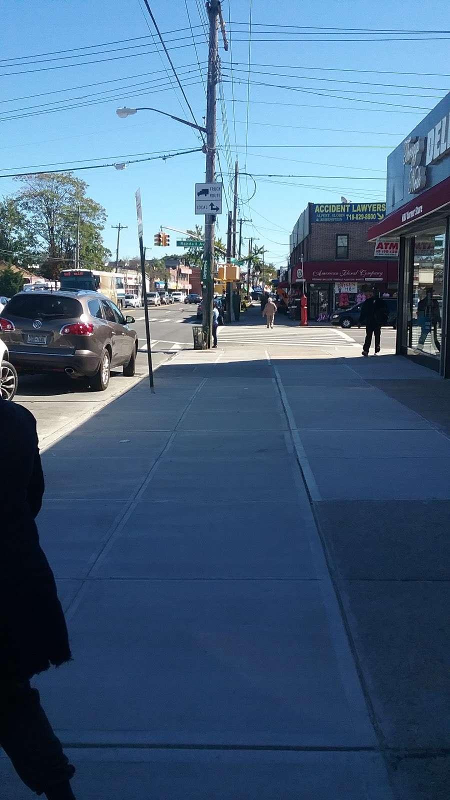 E Tremont Av/randall Av - bus station  | Photo 1 of 1 | Address: Bronx, NY 10465, USA