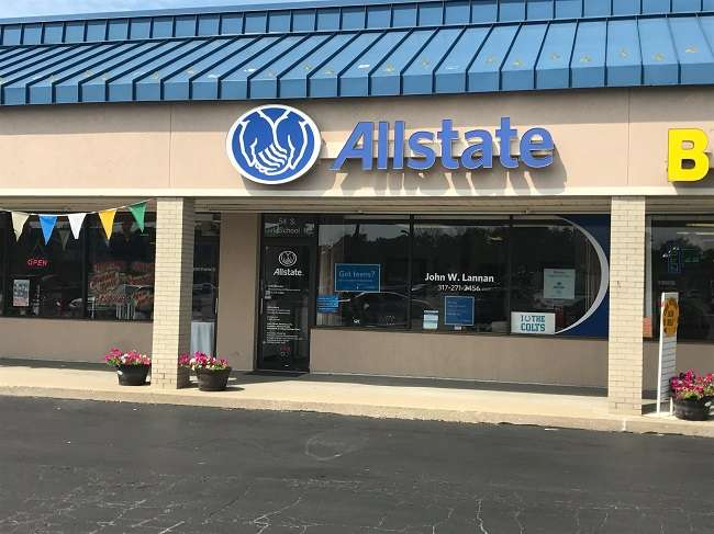 John Lannan: Allstate Insurance - insurance agency  | Photo 3 of 8 | Address: 54 S Girls School Rd, Indianapolis, IN 46231, USA | Phone: (317) 271-2456
