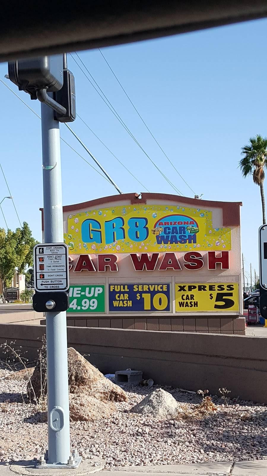 Raceway Express Car Wash - car wash    Photo 9 of 10   Address: 808 S Alma School Rd, Mesa, AZ 85210, USA   Phone: (602) 900-1731