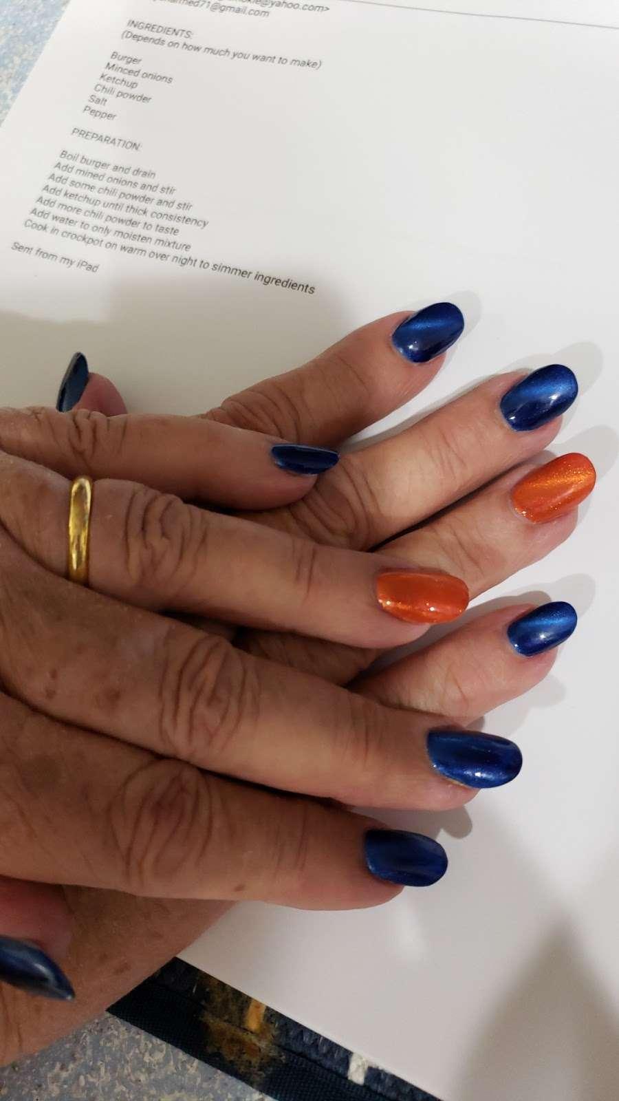 VIP Nails and Spa - spa    Photo 4 of 6   Address: 4713 E, FL-44, Wildwood, FL 34785, USA   Phone: (352) 661-3263