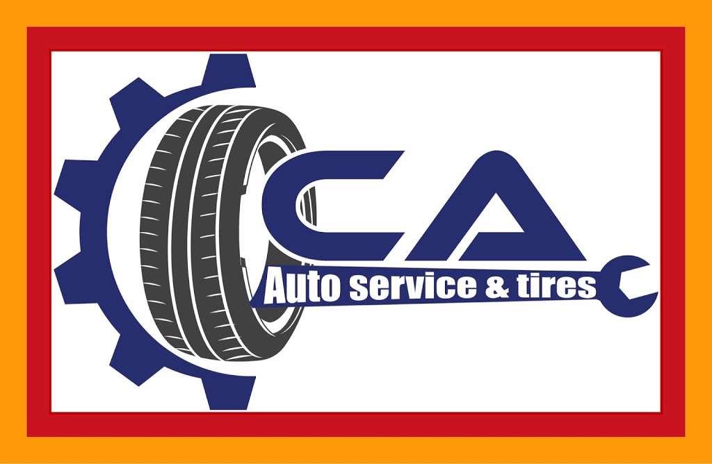 CA Auto Service & Tire Shop - car repair  | Photo 7 of 7 | Address: 4908 Aldine Bender Rd, Houston, TX 77032, USA | Phone: (832) 654-6619