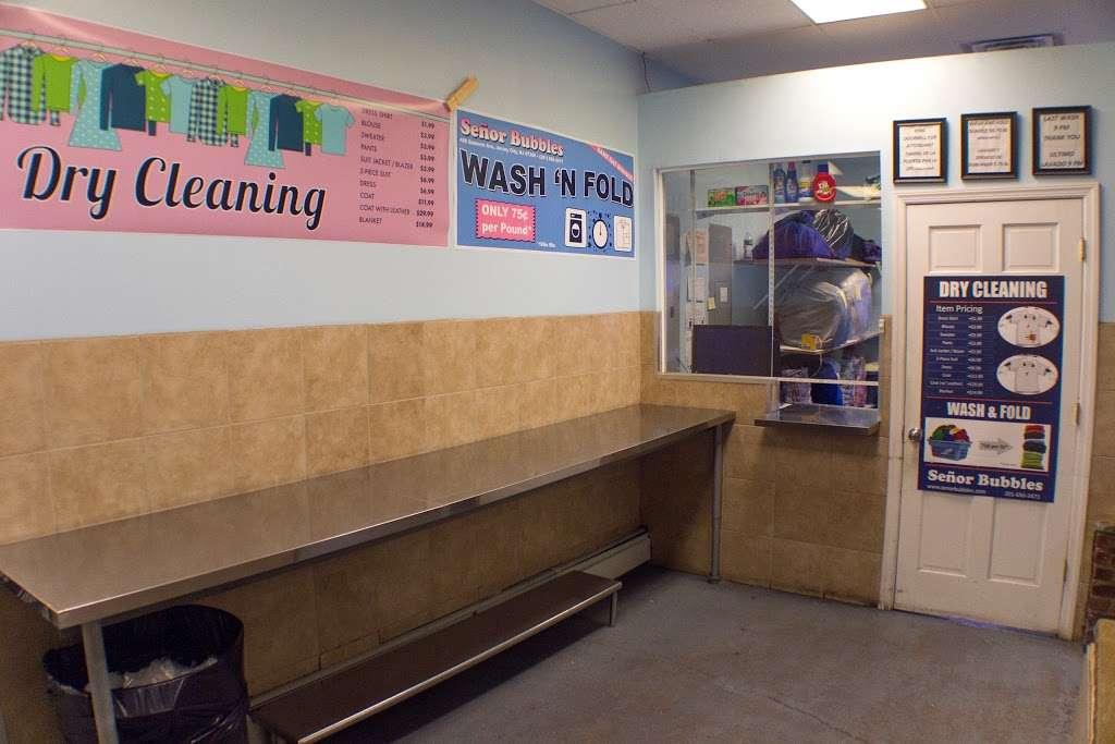 Senor Bubbles Laundromat & Dry Cleaner - laundry  | Photo 4 of 10 | Address: 456 Baldwin Ave, Jersey City, NJ 07306, USA | Phone: (201) 656-3471