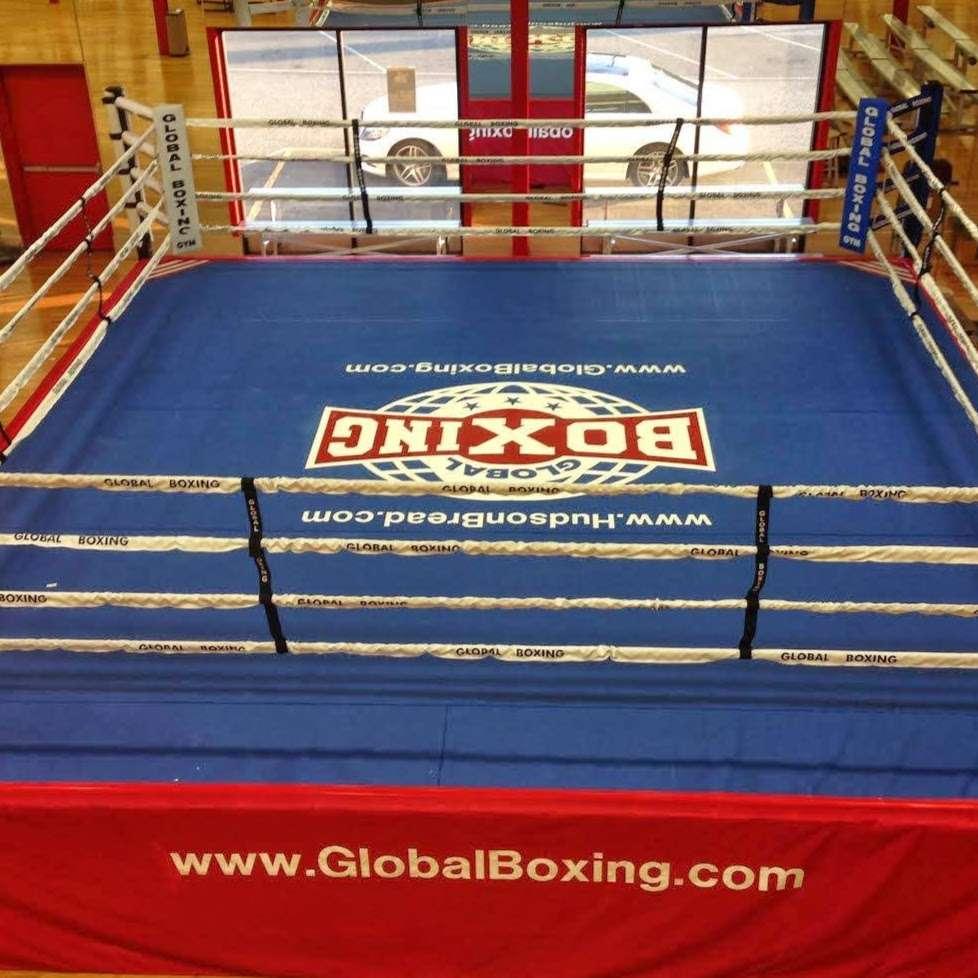 Global Boxing - stadium    Photo 5 of 10   Address: 5601 Tonnelle Ave, North Bergen, NJ 07047, USA   Phone: (201) 348-3149
