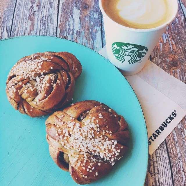 Starbucks - cafe    Photo 9 of 10   Address: 455 Main St, New York, NY 10044, USA   Phone: (212) 371-1298