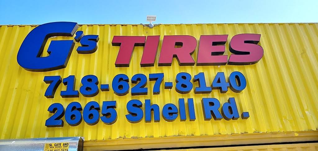 Gs Tires - car repair  | Photo 2 of 8 | Address: 2665 Shell Rd, Brooklyn, NY 11223, USA | Phone: (718) 627-8140
