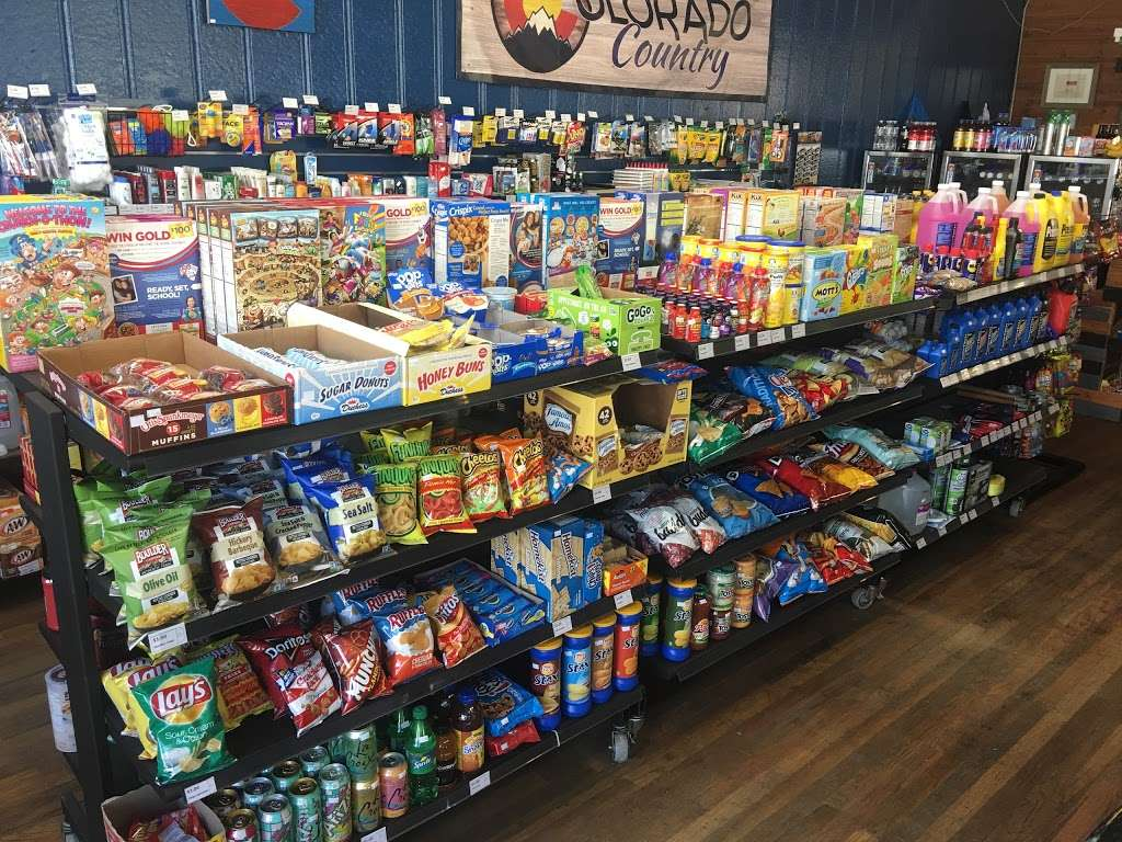 Colorado Country General Store & Souvenirs - convenience store  | Photo 3 of 9 | Address: 6 Park Ave, Empire, CO 80438, USA | Phone: (303) 569-2546