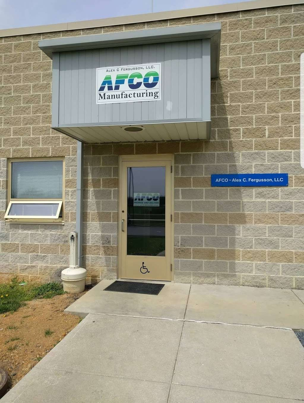 Afco Training Ctr - school  | Photo 1 of 1 | Address: 2-298 Development Ave, Chambersburg, PA 17201, USA | Phone: (800) 345-1329