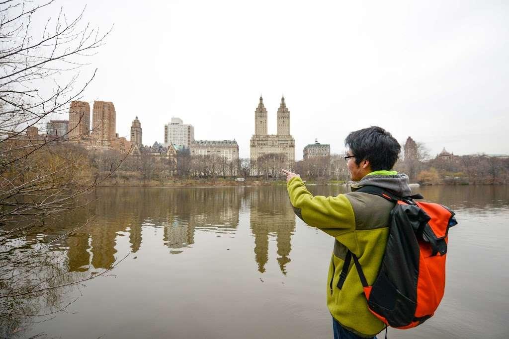 The Lake Viewing Area - park    Photo 10 of 10   Address: New York, NY 10024, USA