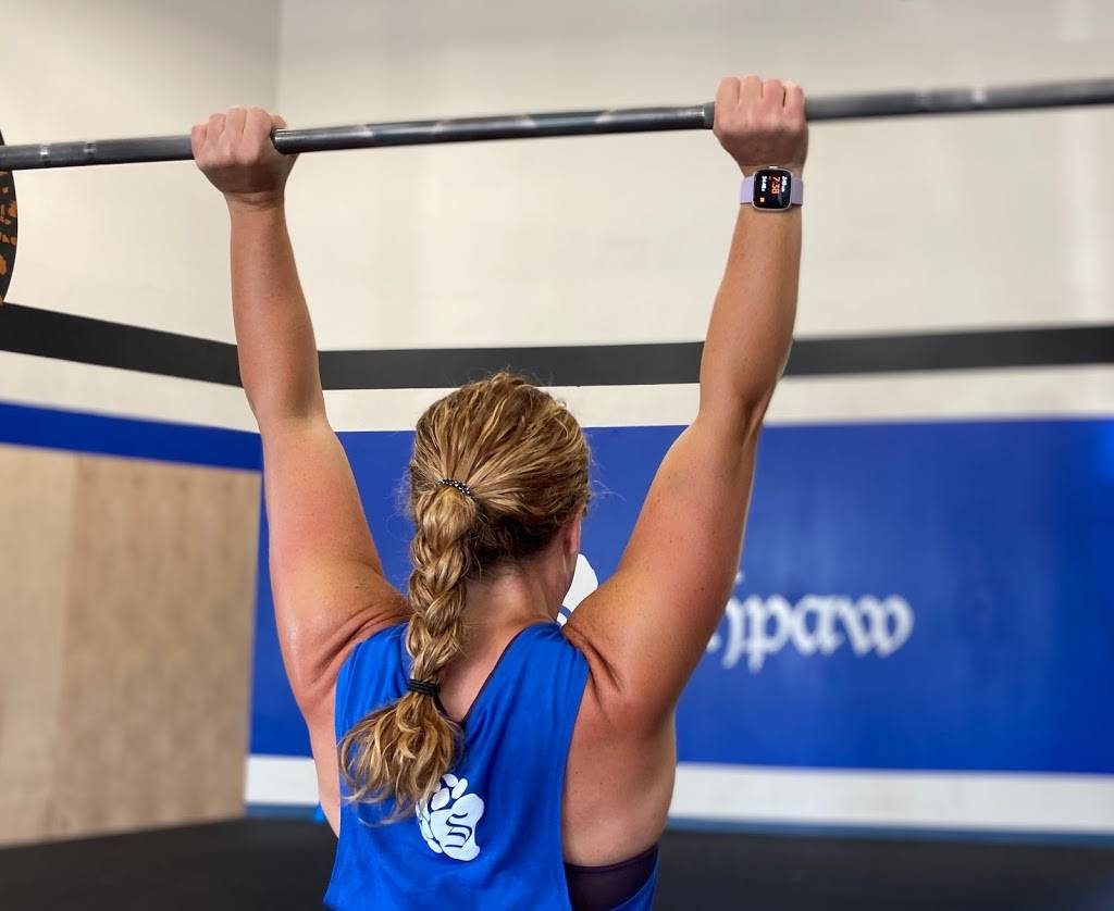 CrossFit Southpaw - gym    Photo 9 of 9   Address: 2214 County Hwy 10, Mounds View, MN 55112, USA   Phone: (651) 338-0067