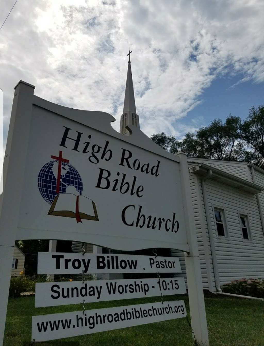 High Road Bible Church - church    Photo 1 of 1   Address: 380 High Rd, Lockport, IL 60441, USA   Phone: (815) 838-6018