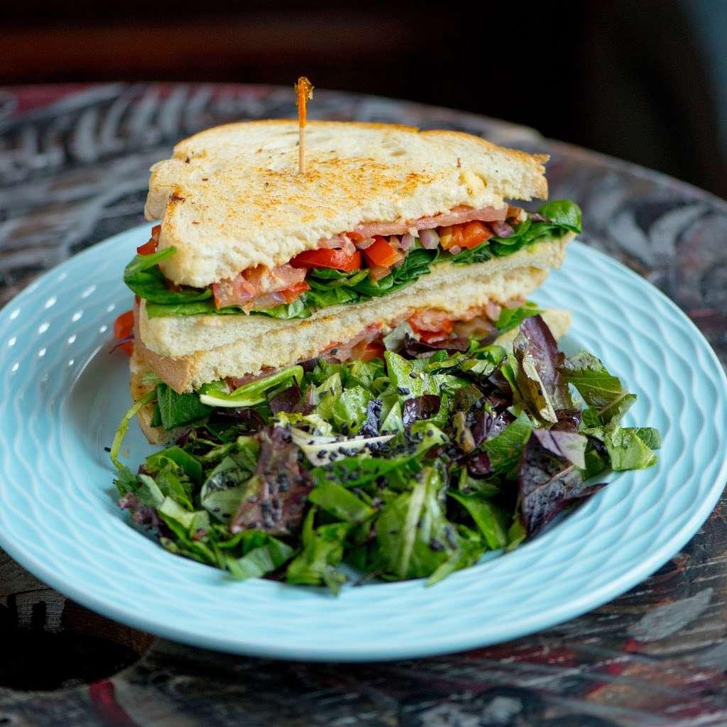 Blu Elefant Cafe - cafe    Photo 7 of 10   Address: 2024 W Washington Blvd, Los Angeles, CA 90018, USA   Phone: (323) 641-0466