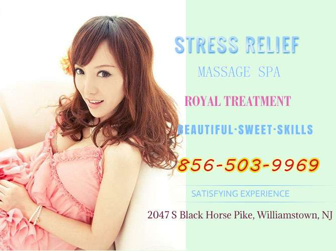 Stress Relief Spa - spa  | Photo 10 of 10 | Address: 2047 S Black Horse Pike, Williamstown, NJ 08094, USA | Phone: (856) 503-9969