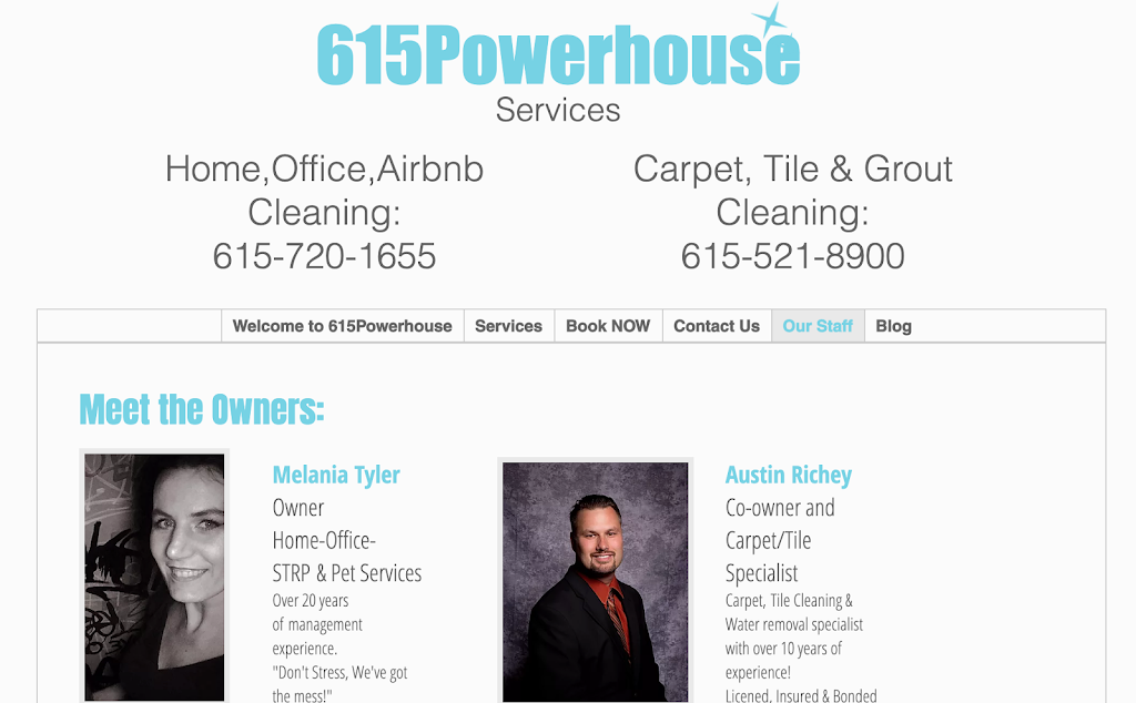 615Powerhouse Services - laundry  | Photo 3 of 3 | Address: 3816 Old Hickory Blvd, Lakewood, TN 37138, USA | Phone: (615) 720-1655