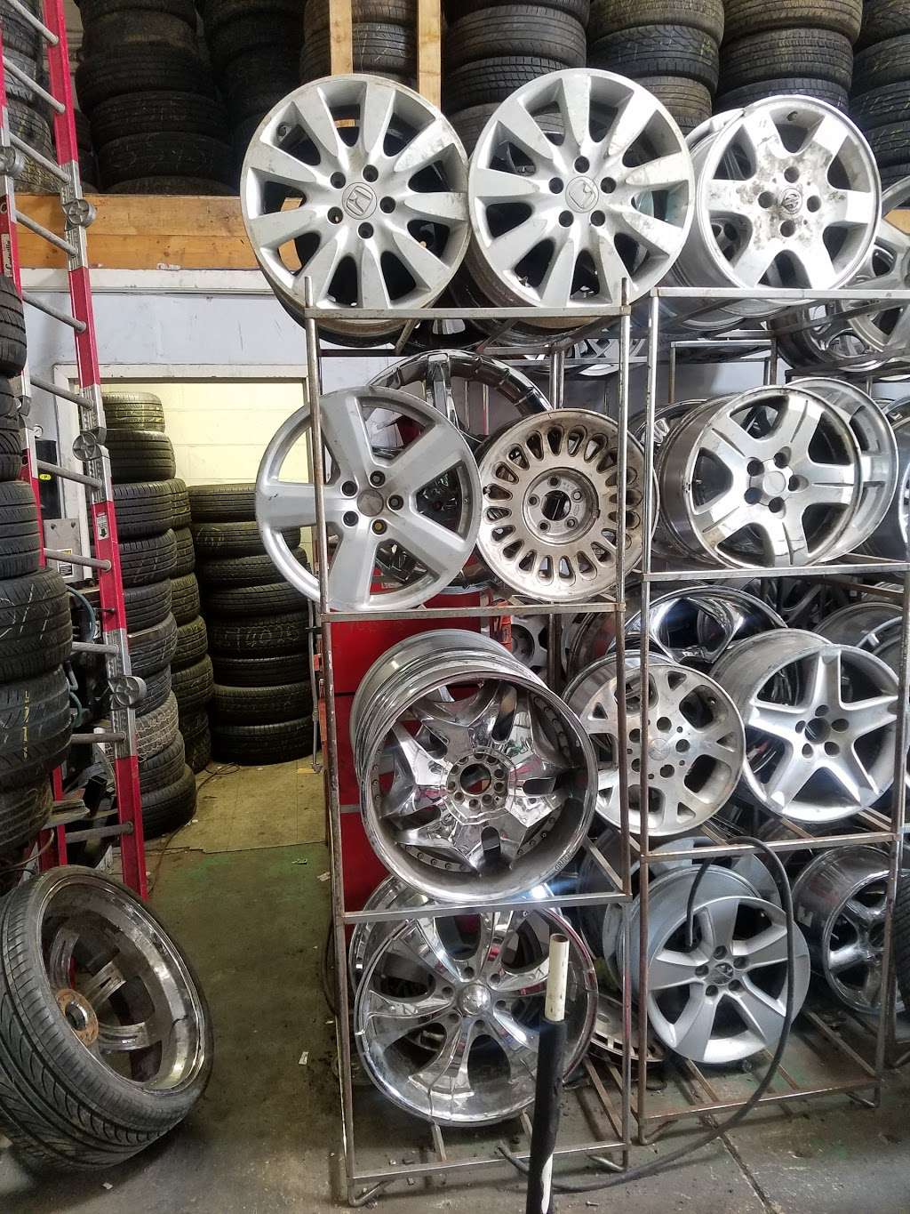 Ameritech Tire Inc. New & Used tires..24hrs tireshop - car repair  | Photo 1 of 10 | Address: 1205 Marblewood Ave, Capitol Heights, MD 20743, USA | Phone: (240) 764-8415