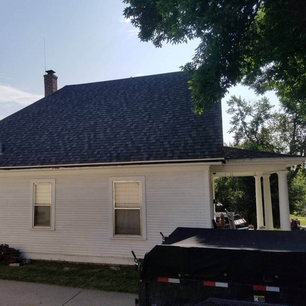 Nathan James Construction - roofing contractor    Photo 9 of 9   Address: 3517 Fairway Dr, Plattsmouth, NE 68048, USA   Phone: (402) 880-5005